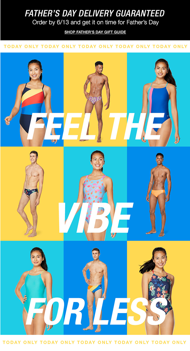 Feel The Vibe For Less